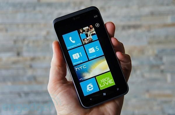 HTC Titan II with LTE for AT&T hands-on at CES 2012 (video)