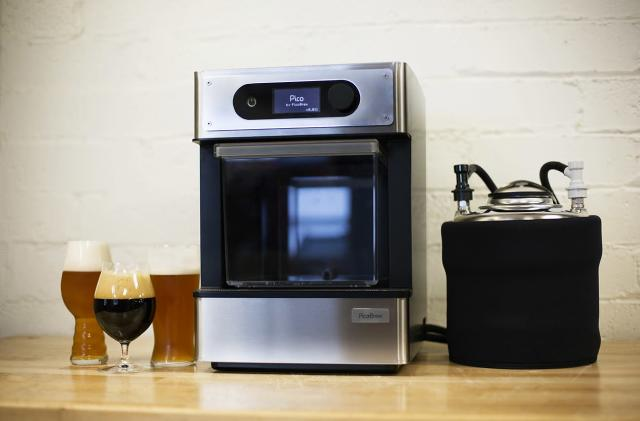 Picobrew takes a stab at automated counter-top homebrew beer