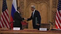 Its a good beginning-Kerry on Syrian weapon destruction