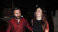 The Kapoors celebrate Babita Kapoor's 70th birthday