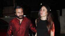 The Kapoors celebrate Babita Kapoor's 70th birthday