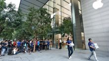 Apple opens first official store in Southeast Asia
