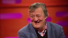 Stephen Fry says Beethoven's music helps with his mental health