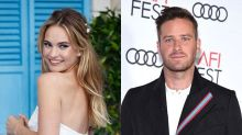 Armie Hammer, Lily James to Star in Romantic Thriller 'Rebecca' for Netflix