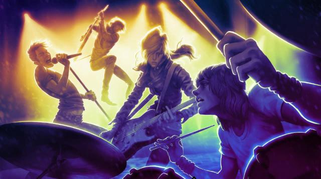 Guess who's (kinda) keeping 'Rock Band 4' from PCs