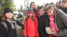 """Zoo Berlin: """"Die Tiere hier sehen auch bei Schnee glücklich aus"""""""