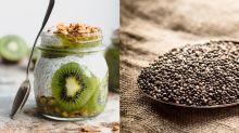 奇亞籽Chia Seed減肥食譜!奇亞籽高纖低卡易飽腹 提高減肥成效
