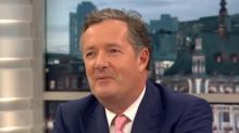 Piers tries to take over NTA hosting job in sketch