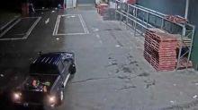 Victoria Police Investigate South Melbourne Ram Raids