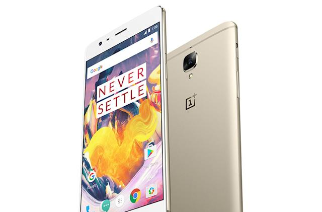 The £399 OnePlus 3T hits the UK on November 28th