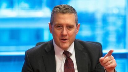 Fed's Bullard warns about too many rate hikes