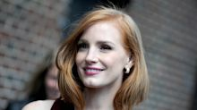 Jessica Chastain's Fairytale Fashion Moment Isn't What You Think