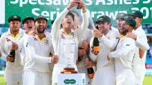 Aussies struck by ugly 18-year curse despite retaining the Ashes