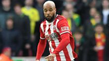 Sheffield United condemn racist abuse aimed at David McGoldrick