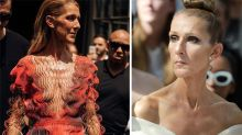 Fans worry for 'scarily thin' Celine Dion after fashion week appearance
