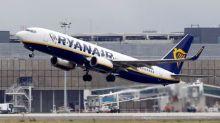 German union tells Ryanair pilots industrial action is likely