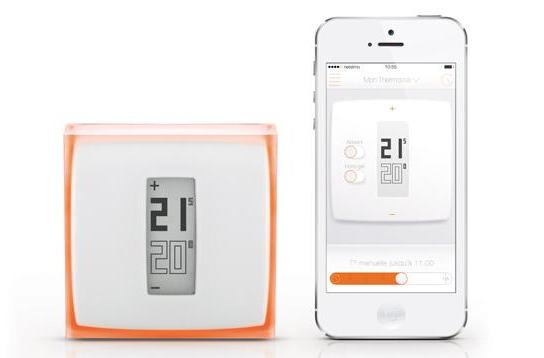 Netatmo's smart thermostat joins the crowded UK market