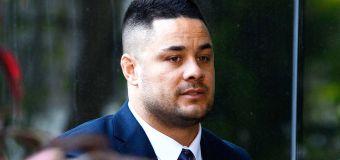 Jarryd Hayne phone intercepts played in court