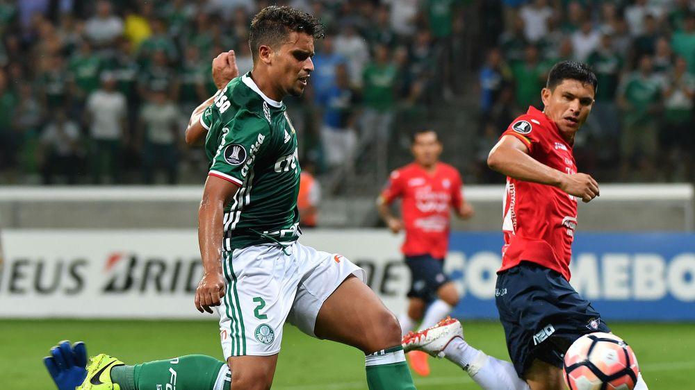J. Wilstermann x Palmeiras: os números, pranchetas e mapas de calor completos