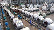 China January-February daily aluminium output falls from December record