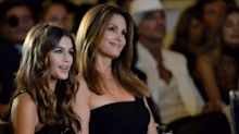 Cindy Crawford's daughter ready to take modelling world by storm