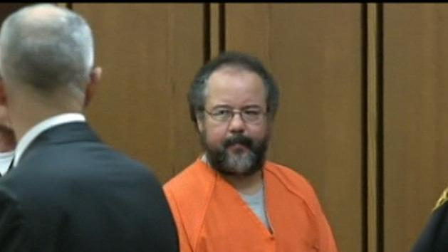 Cleveland kidnapper to avoid death