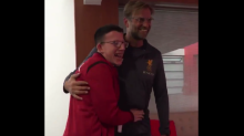 VIDEO: Disabled Liverpool Fan Is Granted His Wish to Interview Jurgen Klopp