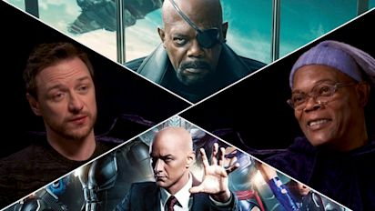 James McAvoy casts doubt on an X-Men-Avengers crossover