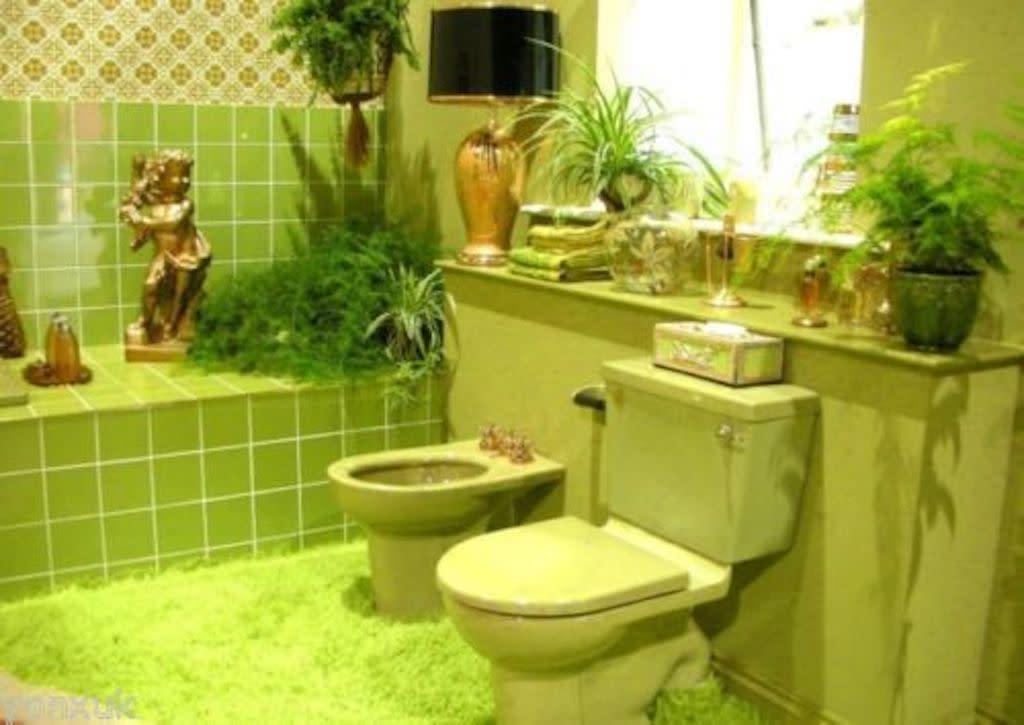 40 Ugliest Interior Design Trends Of