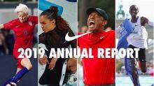 Nike再創歷史新高 繼續稱霸稱王