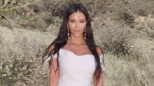 Kim Kardashian's Sunday Service outfit called out for cultural appropriation: 'She's back at it'