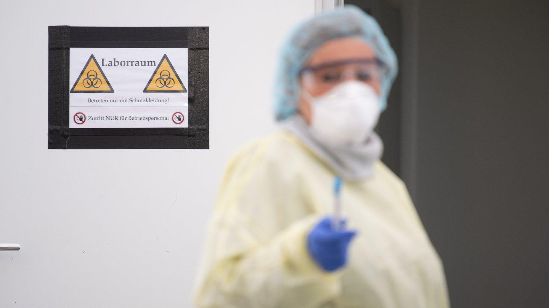 Deutschland Coronavirus Tote