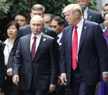 Donald Trump's gushing praise of Vladimir Putin under fresh scrutiny after Michael Cohen allegations