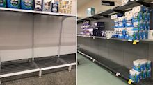 Panic buying ensues following Victoria's lockdown announcement