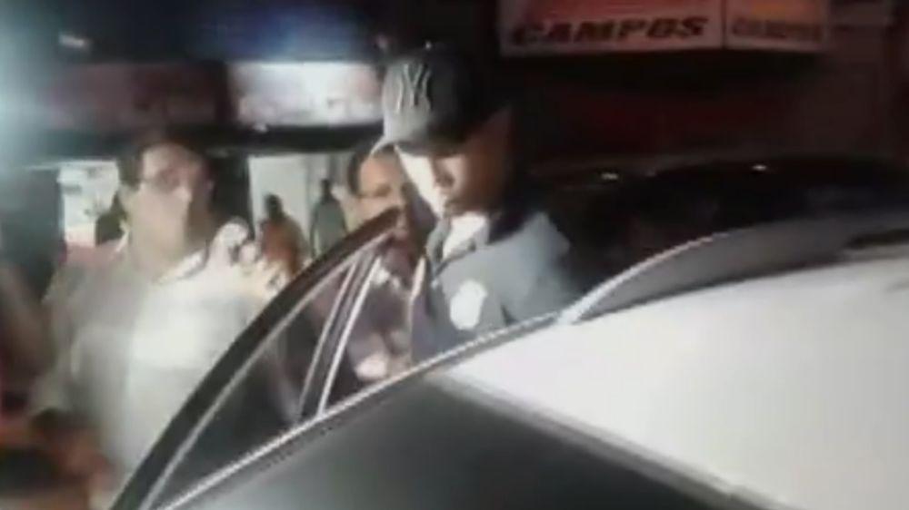 El brasileño Bruno se presentó ante la policía y vuelve a la cárcel