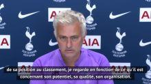 """38e j. - Mourinho : """"Le dernier match de la saison va être difficile"""""""