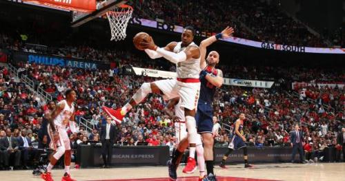Basket - NBA - Atlanta se défait des Wizards et relance la série