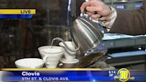 New coffee shop opens in Old Town Clovis