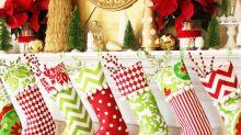 Haz tus propios calcetines navideños