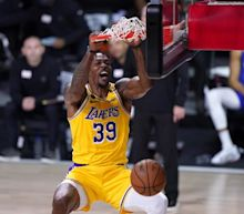 Dwight Howard, JaVale McGee get back to work in Lakers' Game 1 win