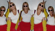 Beyonce Flaunts Fit Post-Baby Body in New Instagram Pics