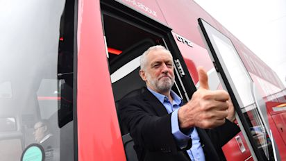 Labour to invest £4bn in electric bus project