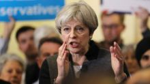 Theresa May won't rule out tax rises after election
