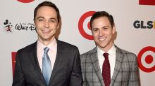 Jim Parsons Marries Longtime Partner Todd Spiewak