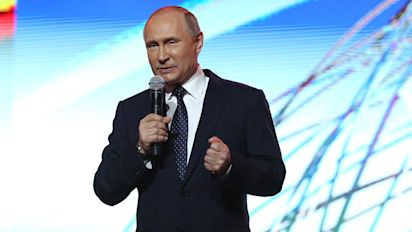 'Nonsense': Putin denies poison claims
