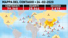 A Bergamo la quarta vittima: è un uomo di 84 anni. In Italia 155 casi di coronavirus