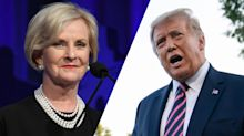 Trump lashes out at Cindy McCain after she endorses Biden