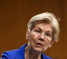 Elizabeth Warren: 'There's a real issue' with environmental impact of bitcoin