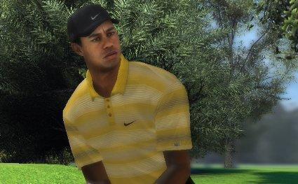 Watch your head, PGA Tour 08 screens incoming