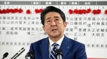 Japon: large victoire du Premier ministre Shinzo Abe aux législatives anticipées